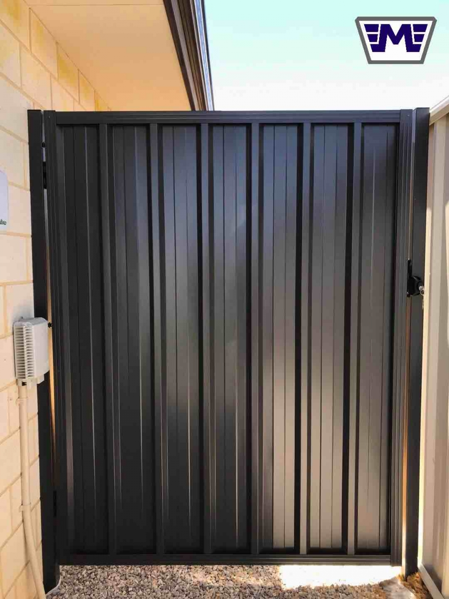 Colorbond Gate Kits Perth Mackson Group Colorbond Gate