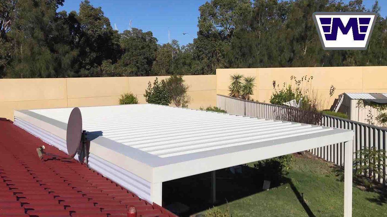 Patios Perth - Flat Roof, Gable & Insulated Roof | Mackson