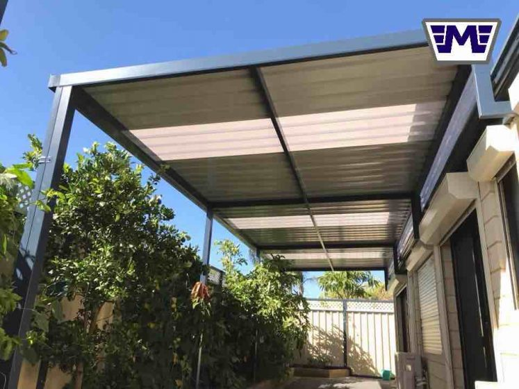 Flat Roof Patio Perth Mackson Patio Perth Specialists